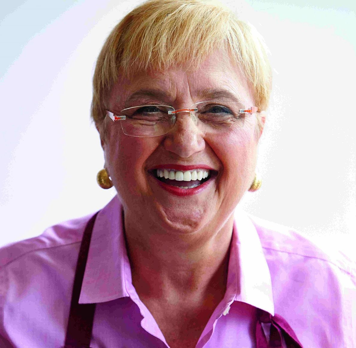INC talks with celebrity chef, Lidia Bastianich