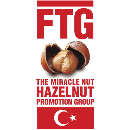 HAZELNUT PROMOTION GROUP, Sponsor of INC World Nut and Dried Fruit Congress. Exemple: Besana, sponsor of iNC World Nut and Dried Fruit Congress