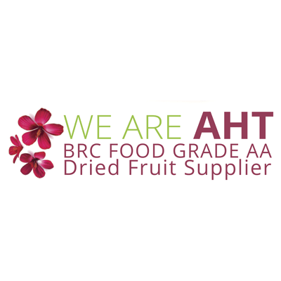 AHT – SAHRA RUBY CO, Sponsor of INC World Nut and Dried Fruit Congress. Exemple: Besana, sponsor of iNC World Nut and Dried Fruit Congress