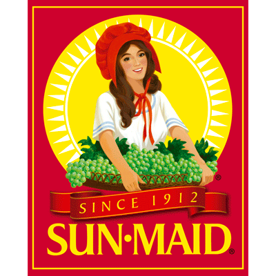 SunMaid, Sponsor of INC World Nut and Dried Fruit Congress. Exemple: Besana, sponsor of iNC World Nut and Dried Fruit Congress