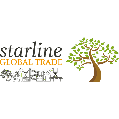 Starline Global Trade, Sponsor of INC World Nut and Dried Fruit Congress. Exemple: Besana, sponsor of iNC World Nut and Dried Fruit Congress