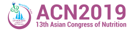 13th Asian Congress of Nutrition