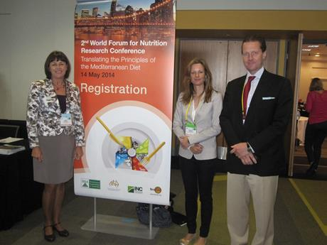 2nd World Forum for Nutrition Research