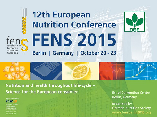 12th European Nutrition Conference. INC Symposium: 'New Findings on Nuts and Health'