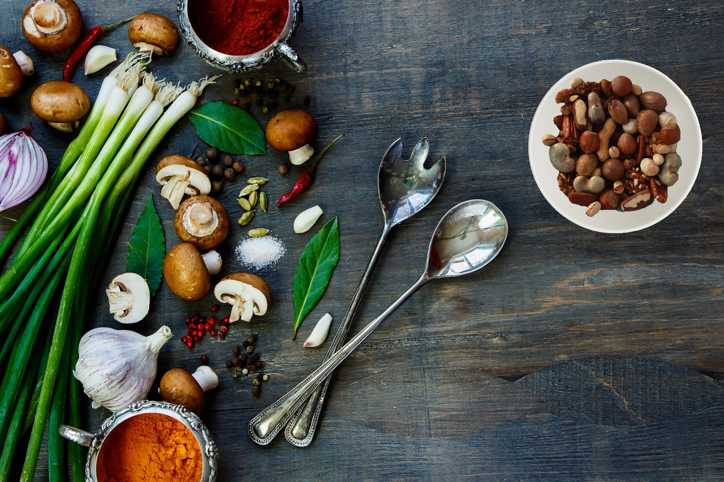 The role of nuts in a vegan diet