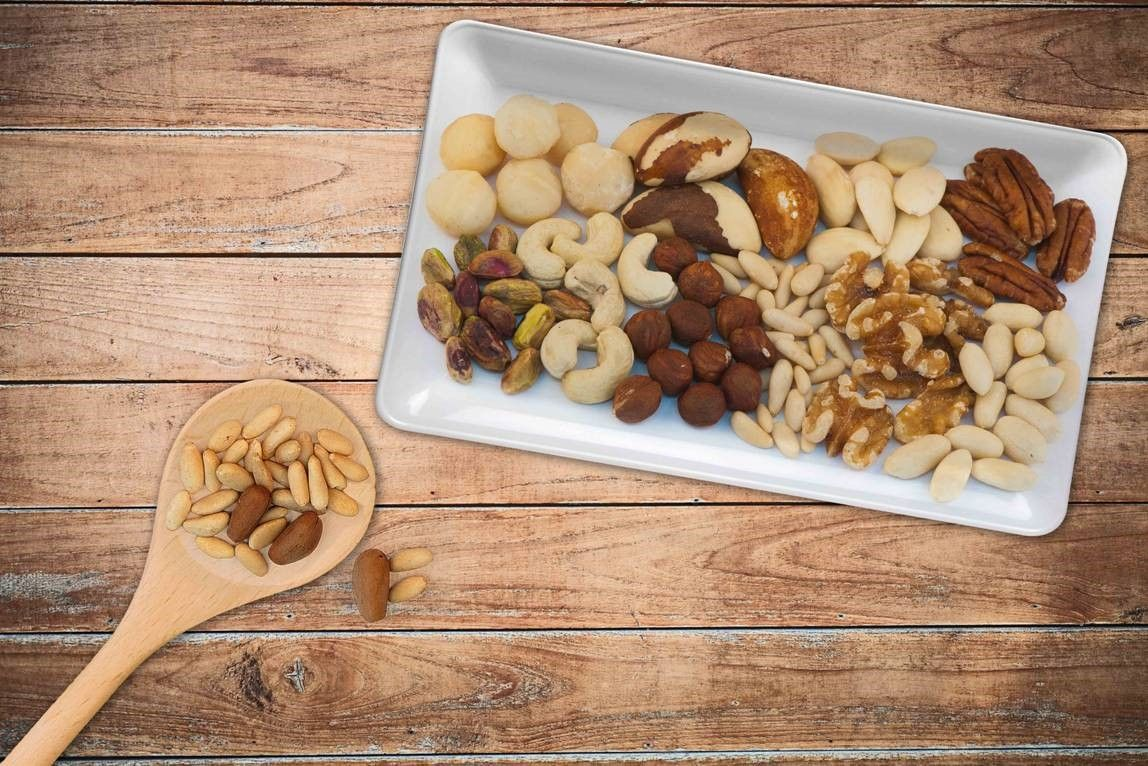 INC-Funded Study Reinforces that Nuts May Help Improve Endothelial Function