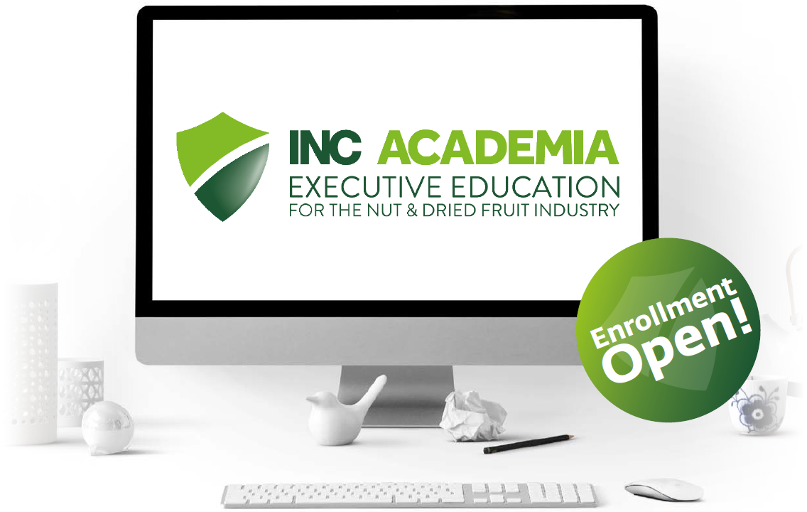 The INC Academia Launches the First Executive Program on Nuts and Dried Fruits