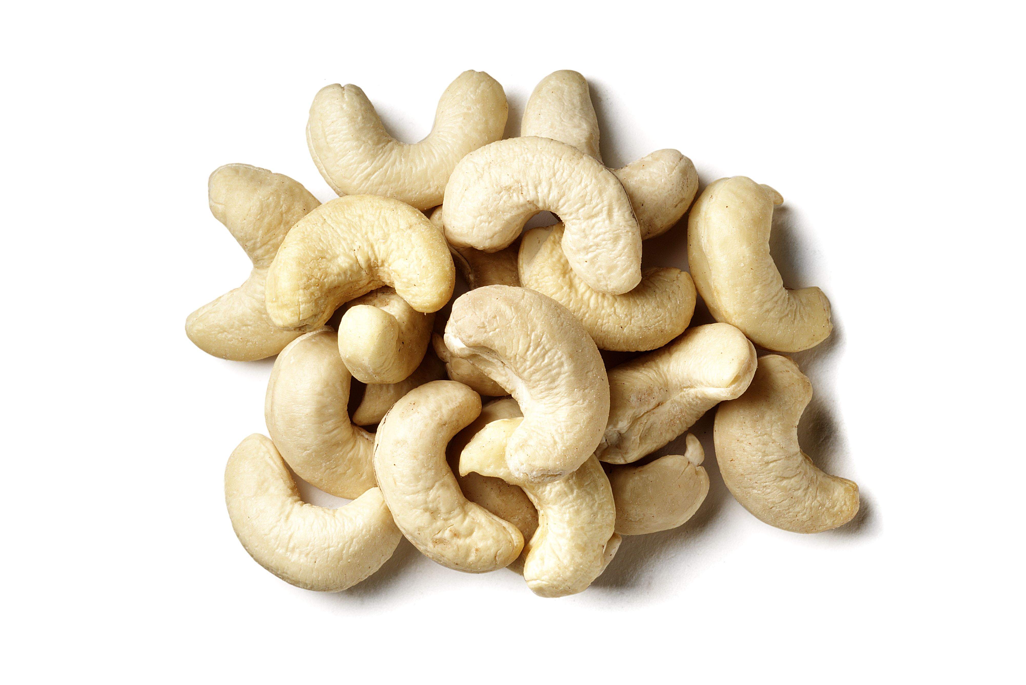 "Cashews May Help Increase ""Good"" Cholesterol and Reduce Blood Pressure"