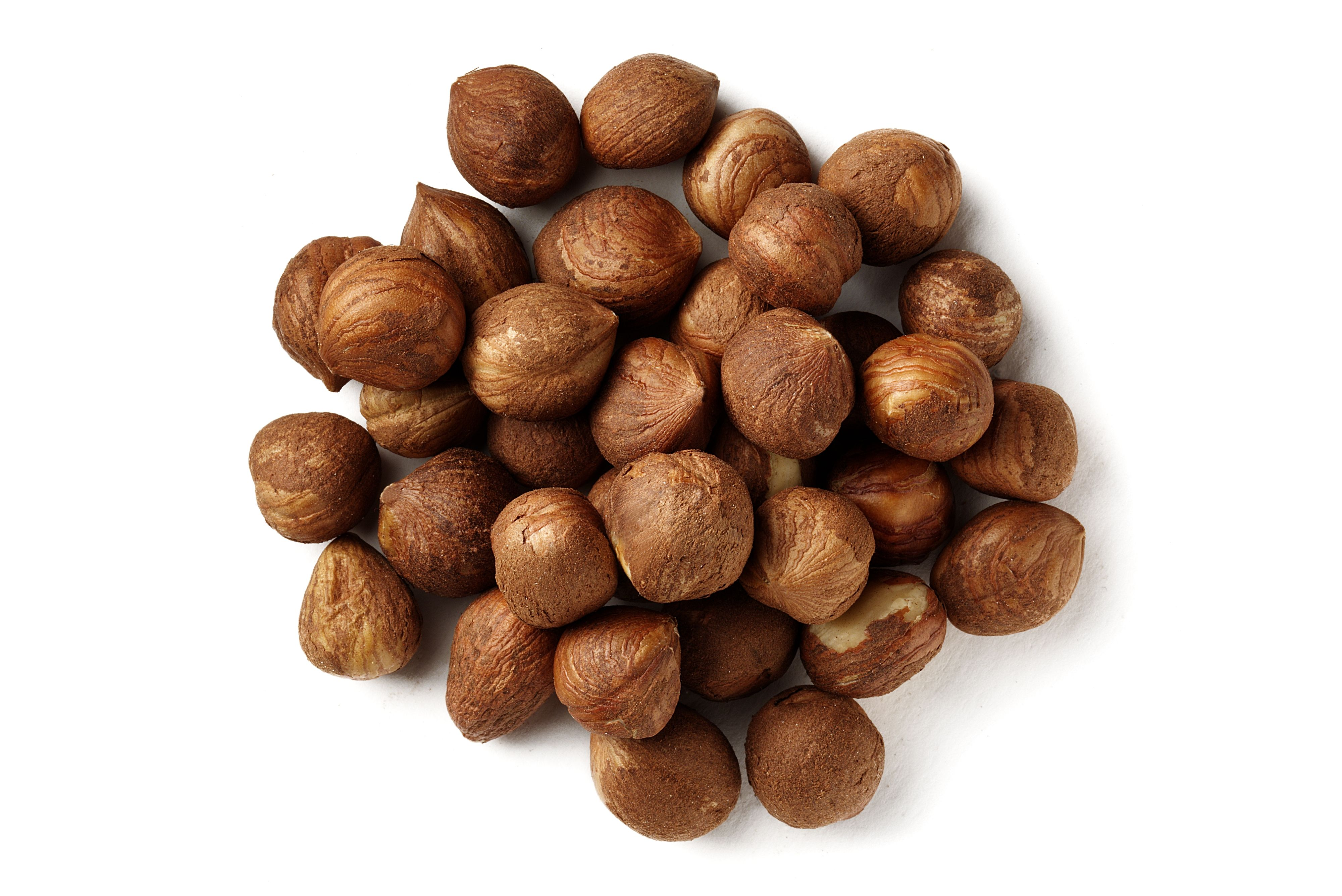 Eating Hazelnuts May Help Improve Vitamin E Status in Older Adults