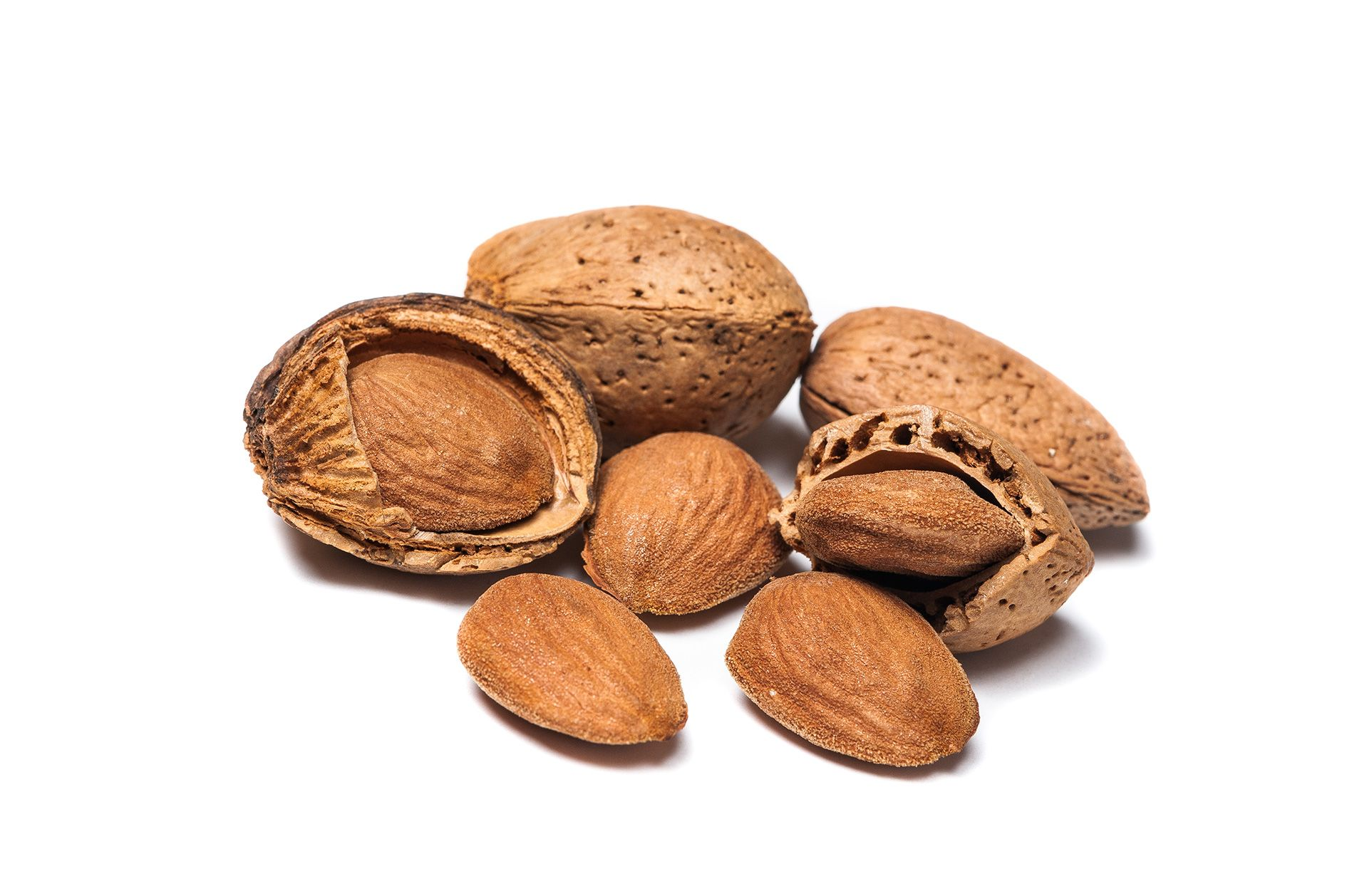Almonds May Help Reduce Wrinkles