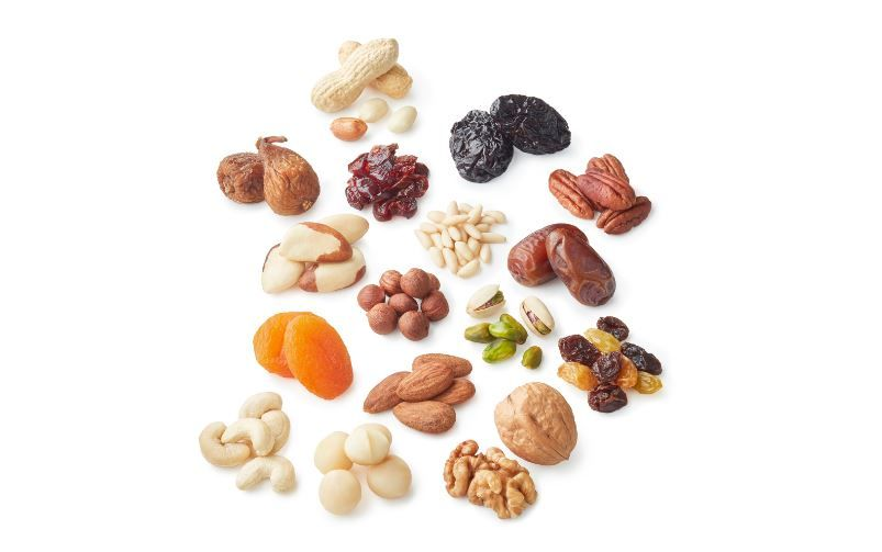 The INC Present at the U.S. Nuts & Dried Fruits Conference