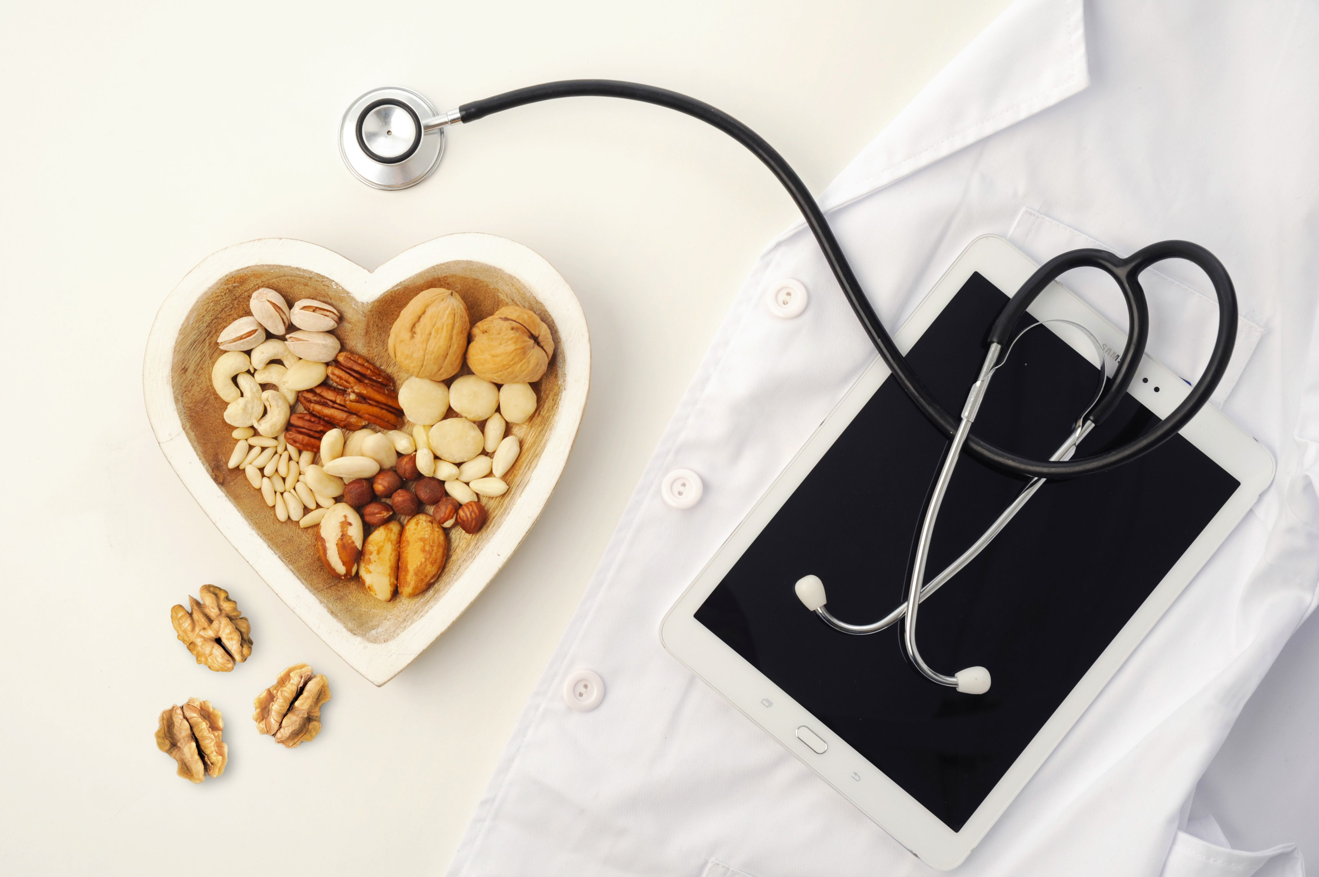 Nut Consumption May Have a Protective Effect on Cardiometabolic Disease