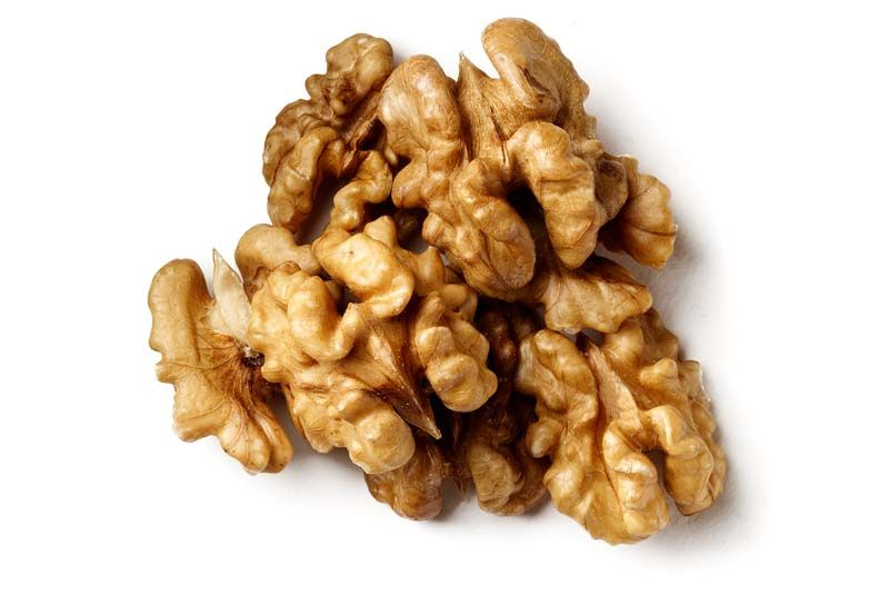 Replacing Saturated Fats with Unsaturated Fats from Walnuts May Help Lower Bad Cholesterol