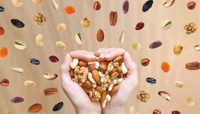 Nuts for Valentine's Day... Or Any Day Really!