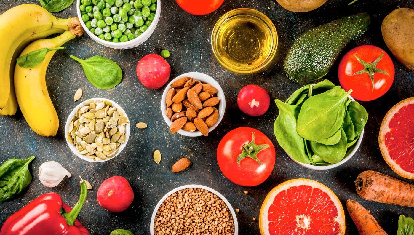 A Plant-Based Diet and the Role of Nuts and Dried Fruits
