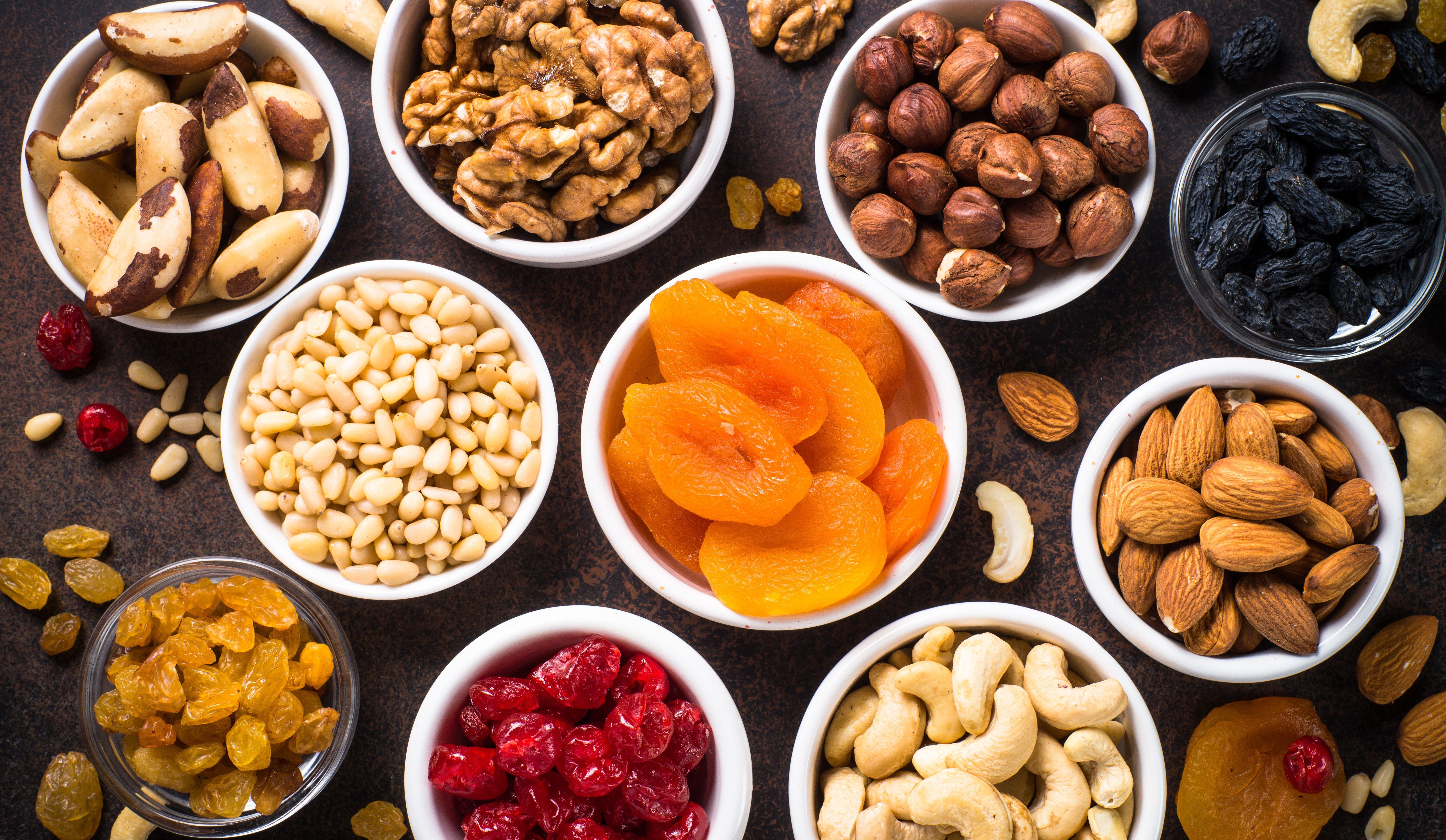 Common Myths About Nuts and Dried Fruits
