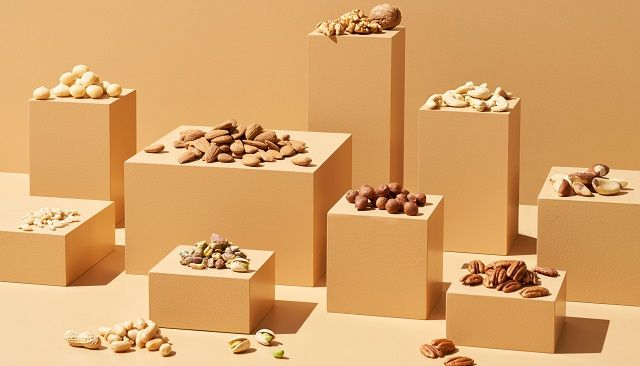Study Shows Nut Consumption Doesn't Lead to Weight Gain