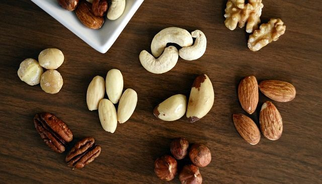 Nut Intake's Effect on Liver Disease