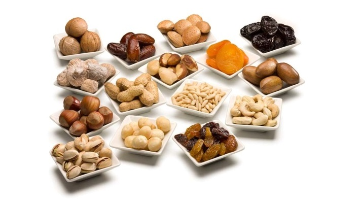 Regular consumption of nuts reduces by 29% the chances of death by cardiac disease