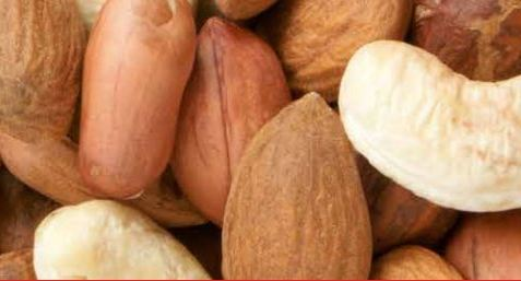 Nuts Consumption Inversely Associated with Obesity